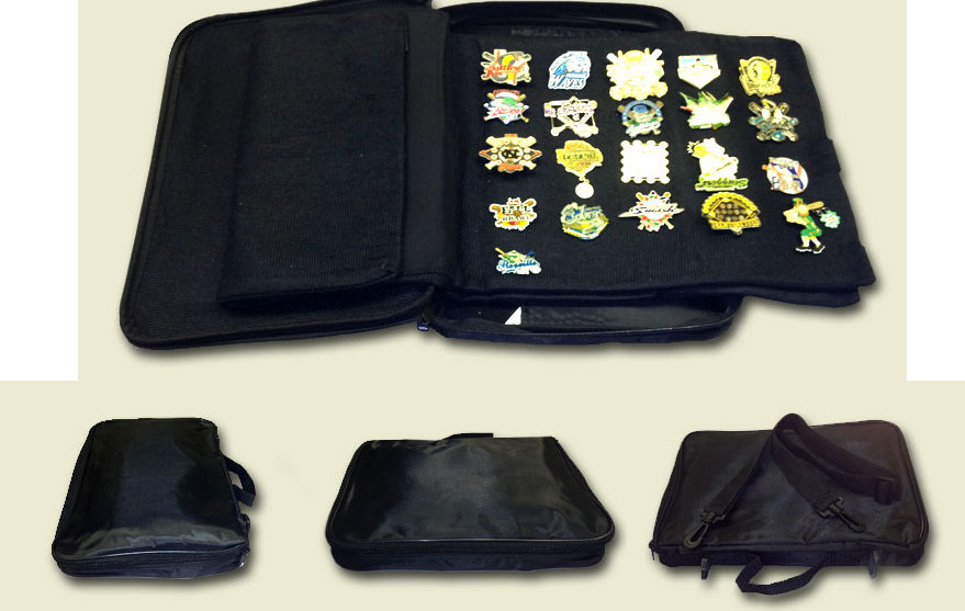 Trading Pin Bags Tradindpction